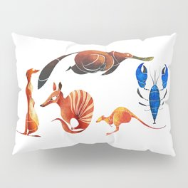 Australian animals 2 Pillow Sham