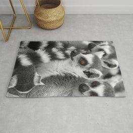#Funny #Animals from #Madagascar Rug