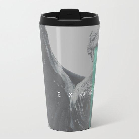 Exodus Metal Travel Mug