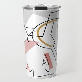Aphrodite of Milos Travel Mug