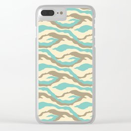 Waves & Sky Clear iPhone Case