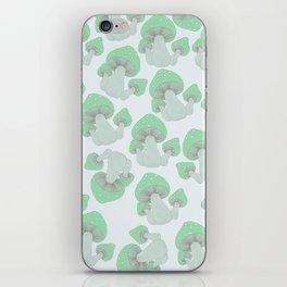 Mushrooms iPhone Skin