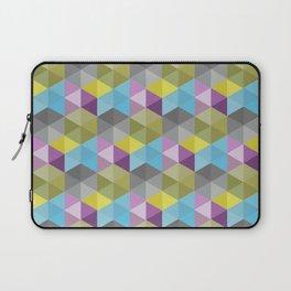 Tangrams Pattern Laptop Sleeve
