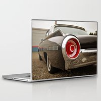 ford Laptop & iPad Skins featuring Ford Americana by Vorona Photography