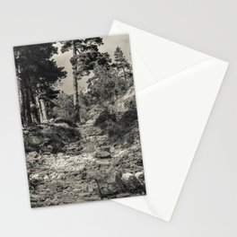 Roman road #1 Stationery Cards