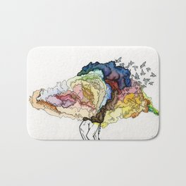 To Build Castles in Air. Bath Mat