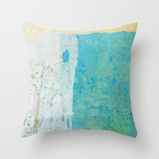 butterfly (4 of 4) Throw Pillow