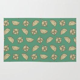 Dumpling Pattern Rug