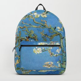 Vintage Vincent Van Gogh Almond Blossoms Backpack