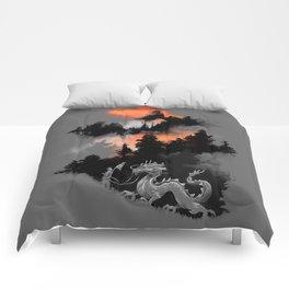 A samurai's life Comforters