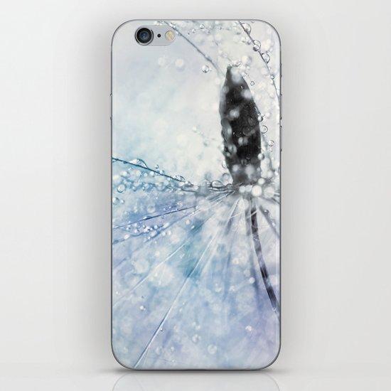 Fairy Baby Blue iPhone & iPod Skin