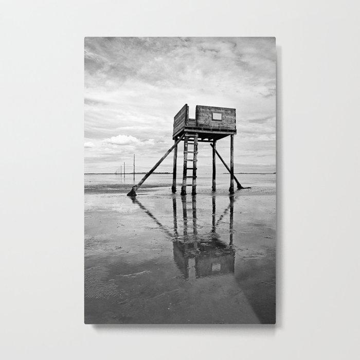 Refuge Metal Print