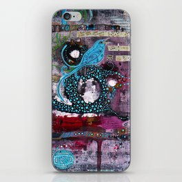 About Birdsong iPhone Skin