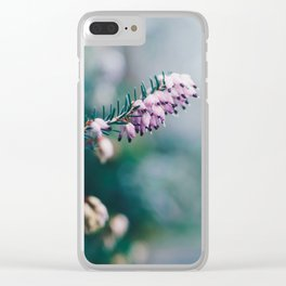 Early Birds. Clear iPhone Case