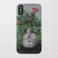 scully iPhone & iPod Cases featuring Scully XO by Two 01 Artwerx