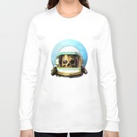 dead space Long Sleeve T-shirts featuring Dead Space by Ryan Huddle House of H