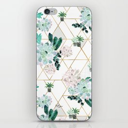 Succulove iPhone Skin