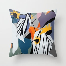 C522 Throw Pillow