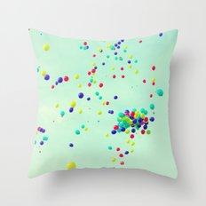 Fly Far Away Throw Pillow