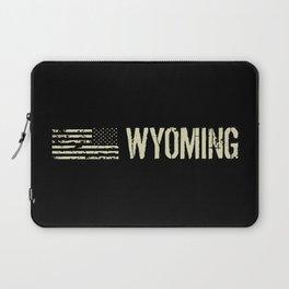 Black Flag: Wyoming Laptop Sleeve