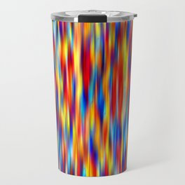 vertical primaries Travel Mug