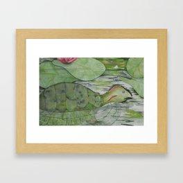 Georges Framed Art Print