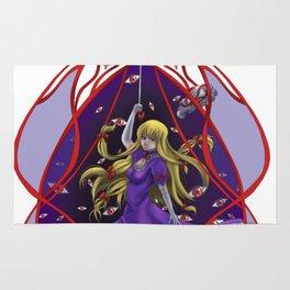 Yukari's Umbrella Rug