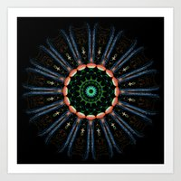 Sun of the Night Art Print
