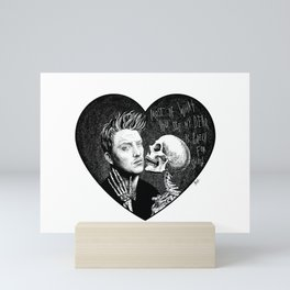 Most Of What You See... Mini Art Print