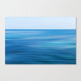 Blue Ocean Dream Canvas Print