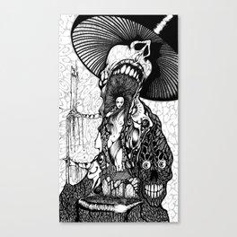 9-14-93 Canvas Print