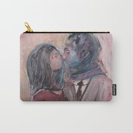 Lovers from Magrite Carry-All Pouch