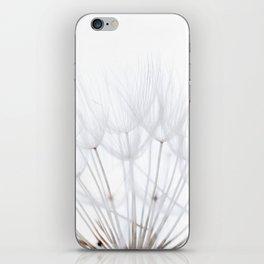 Dandelion * make a wish iPhone Skin