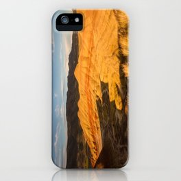 Return to the Painted Hills iPhone Case