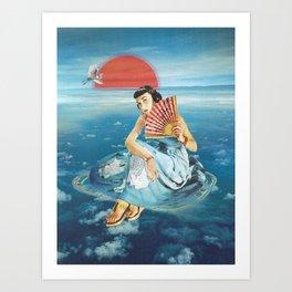 La Isla Bonita // Wanderlust p. II Art Print