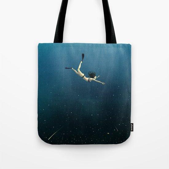 Underwater Universe Tote Bag