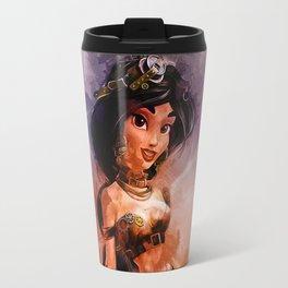 Princess Steampunk Travel Mug