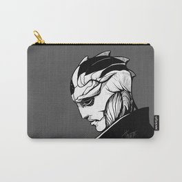 Thane - B&W profile Carry-All Pouch