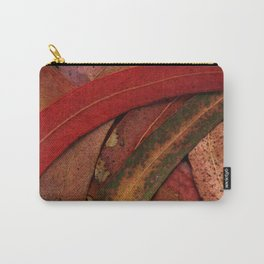 Eucalyptus Tree Leaves Carry-All Pouch