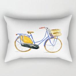Dutch bike Rectangular Pillow
