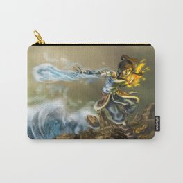 Avatar The legend Of Korra Carry-All Pouch