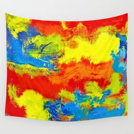 The search Wall Tapestry