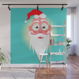 Santa Lolo/ Character & Art Toy design for fun Wall Mural