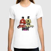 akira T-shirts featuring Drive / Akira  by KScully
