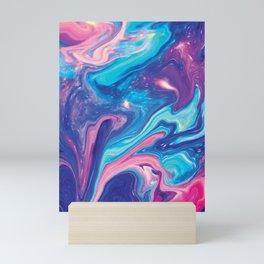 Color Swirl Mini Art Print