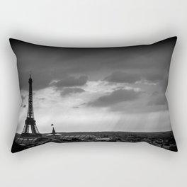 Paris, from Lafayette Rectangular Pillow