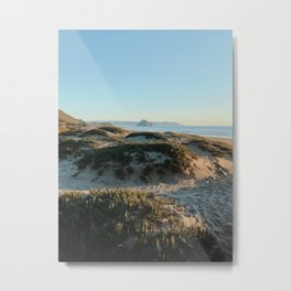 Morro Metal Print