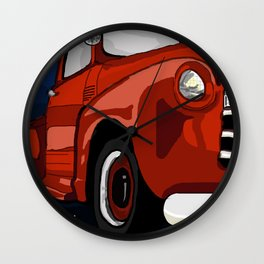 Chevy Me Up  Wall Clock