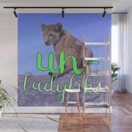 UNladylike, Thank You Very Much Wall Mural