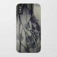 Body Art Greeting Card Slim Case iPhone X